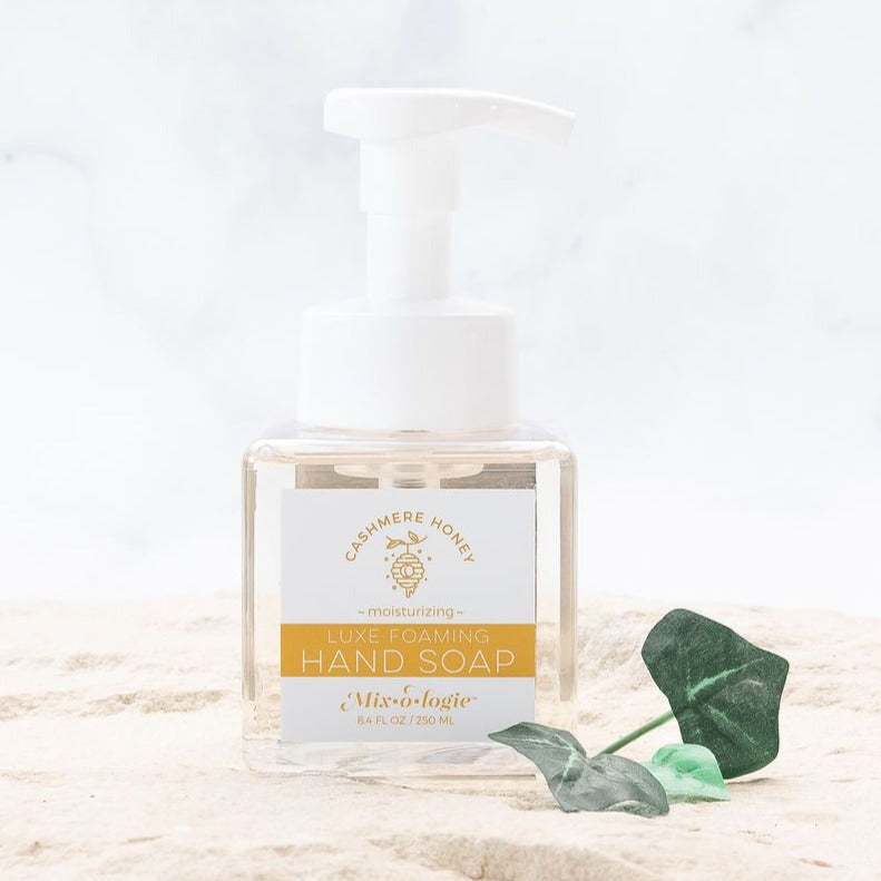 Cashmere Honey Luxe Foaming Hand Soap