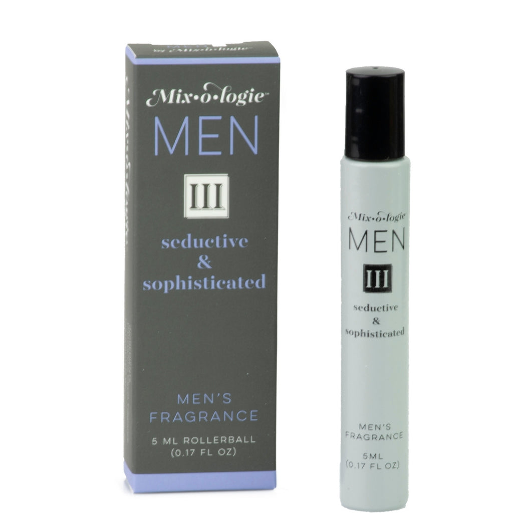 Mixologie Fragrance for Men - III (Seductive & Sophisticated)