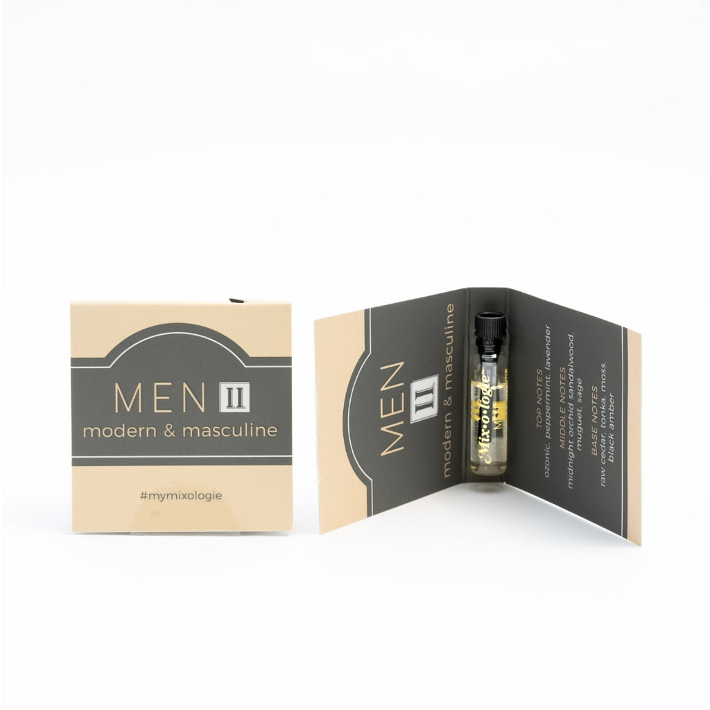 Men's Fragrance/Cologne Samples - Pack of 100