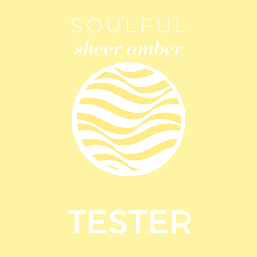 Soulful - Tester (Choose item/size from dropdown)