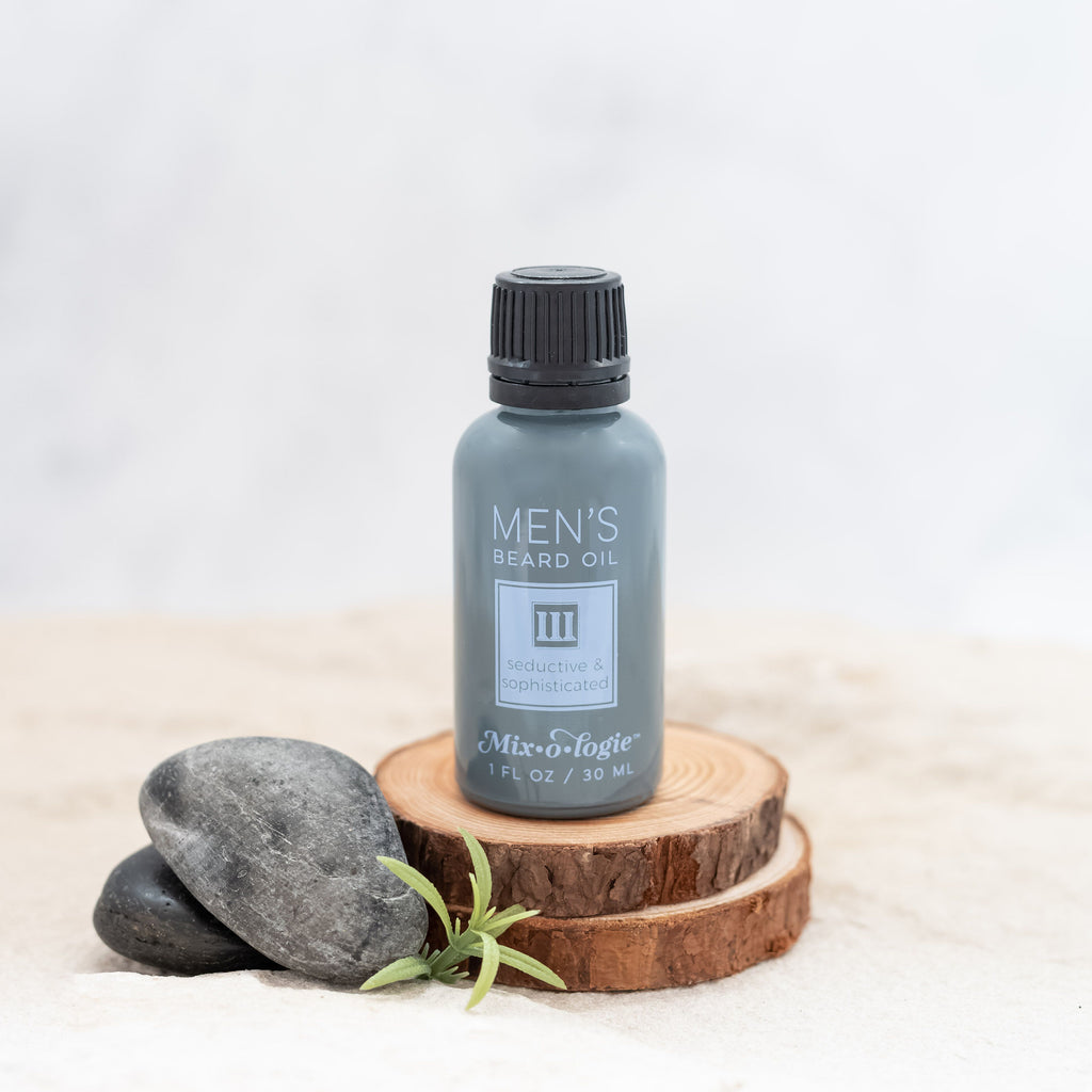 MEN-III Beard Oil (Seductive & Sophisticated)