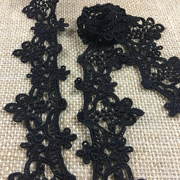 Lace Trim Royal Traditional Design Venise Lace 2