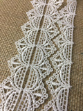 Lace,Trim,Classic,Victorian,Edge,Venise,Guipure,Chemical,Decorations,Table Runner,Cover,Events Invitations,Arts and Crafts,Scrapbook,Funeral,Casket,Coffin,Ribbon,Victorian,Traditional,DIY Clothing,DIY Sewing,Proms,Bridesmaids,Encaje,A0166N1