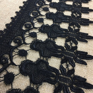 Lace,Trim,Guipure,Chemical,Decorations,Table Runner,Cover,Events,Invitations,Arts and Crafts,Scrapbook,Funeral,Casket,Coffin,Ribbon,Victorian,Traditional,DIY Clothing,DIY Sewing,Proms,Bridesmaids,Encaje,Retro,French,Venice,Lace,A0230N3