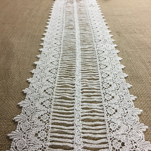 Trim Lace Venise by the Yard Royal Elegance Design, 7