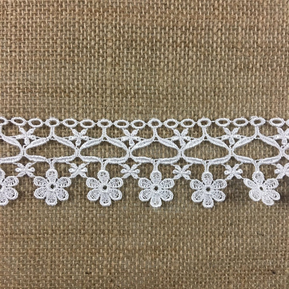 Trim Lace Daisy Dance Design Venise, 2