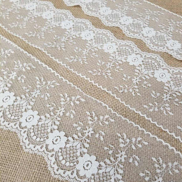 Raschel Trim Lace Beautiful Classic 4