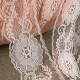 Decorations Table Runner Cover Events Invitations Arts and Crafts Scrapbook Ribbon Victorian Traditional DIY Clothing DIY Sewing Proms Bridesmaids Encaje  Retro French Venice Lace