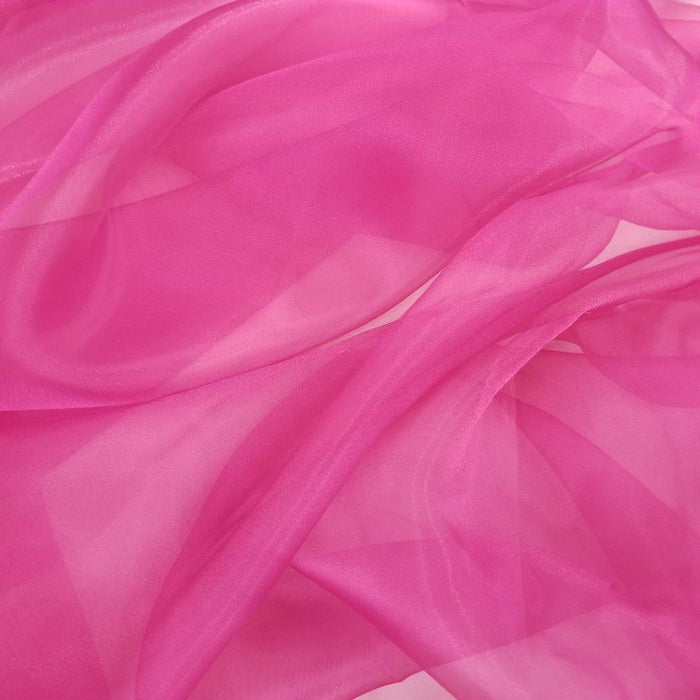 "Crystal Organza Fabric, 60"" Wide, Choose Color, Quality, Crystal Sheer Organza, Multi-use Garment Communion Christening Bridal Decoration"