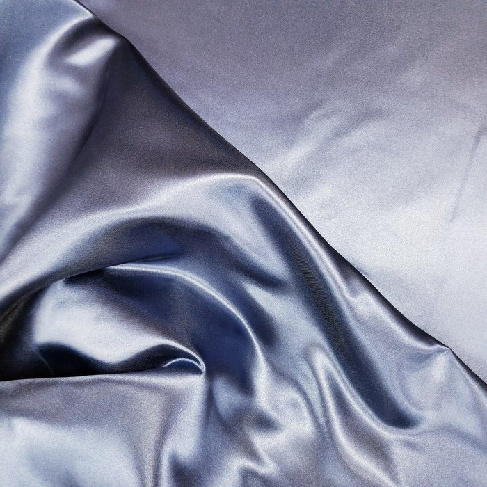 "Bridal Satin Fabric Quality Sheen Shiny Drapy, 60"" Wide, Choose Color, for Bridal Dress Garment Backdrop Table Cover Overlay"