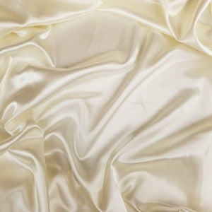 "Charmeuse Satin Fabric Soft Shiny Drapy, 60"" Wide, Choose Color, for Bridal Dress Garment Dance & Theater Costume Backdrop Table Cover Overlay"