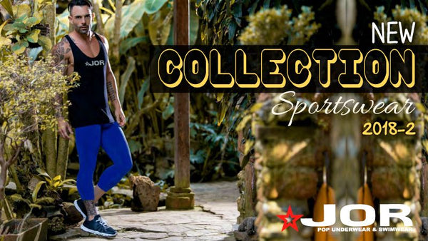 JOR Sportswear For The Active Lifestyle....
