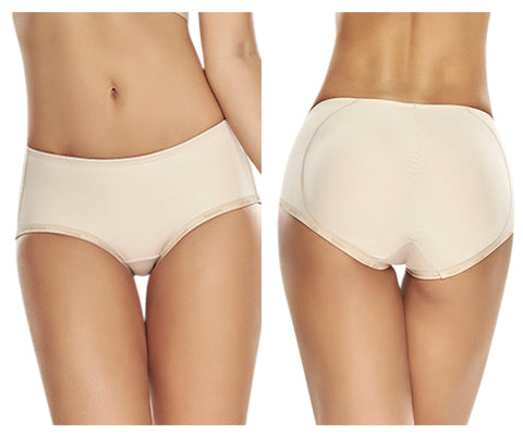 The Butt Lifter Padded Panties are the perfect solution to plump up your rear end in the most comfortable way possible. This microfiber boyshort panty has a special design that makes rear rounder and adds volume. Contour with removable pads that will enhance its shape with a big confidence boost. Enhances and shapes booty naturally. Features a comfort elastic waistband making it incredibly easy and comfortable to wear. The leg openings are also lined in elastic for a soft, custom fit. The Butt lifter padded Panty has removable lightweight foam pads. Wear them when you want to select your booty boost level of increase and put them away when you dont. Outer layer in Smooth REINVENTED bi-directional 3 Plus D fabric providing high resistance and durability. Inner layer in our unique, lightweight, breathable fabric wicks away sweat, to keep you cool, clean and smelling sweet. Fabric Content: External Body: 54% Spandex 90% Polyamide, Linning: 78% Polyamide 22% Spandex.  Hand made in Colombia - South America with USA and Colombian fabrics only. Please refer to size chart to ensure you choose the correct size. The Butt Lifter Padded Panties are the perfect solution to plump up your rear end in the most comfortable way possible. This microfiber boyshort panty has a special design that makes rear rounder and adds volume. Contour with removable pads that will enhance its shape with a big confidence boost. Enhances and shapes booty naturally. Features a comfort elastic waistband making it incredibly easy and comfortable to wear. The leg openings are also lined in elastic for a soft, custom fit. The Butt lifter padded Panty has removable lightweight foam pads. Wear them when you want to select your booty boost level of increase and put them away when you dont. Outer layer in Smooth REINVENTED bi-directional 3 Plus D fabric providing high resistance and durability. Inner layer in our unique, lightweight, breathable fabric wicks away sweat, to keep you cool, clean and smelling sweet. Fabric Content: External Body: 54% Spandex 90% Polyamide, Linning: 78% Pol Customer Reviews MEMORIAL DAY SALE EXTENDED!!! EXTRA 15% OFF SITEWIDE!!! DISCOUNT APPLIED AT CHECKOUT!!! X       Underwear...with an Attitude.   MY CART    0  D.U.A. EXPLORE   NEW   UNDER $15   MEN   WOMEN   WOMEN'S PLUS SIZE   *WHITE PARTY*   *PRIDE*   MOST POPULAR   SHOP BY BRAND   SIZE CHARTS   BLOG   GIFT CARDS   COSMETICS  TrueShapers 1211 Butt Lifter Padded Panty Color Beige TrueShapers 1211 Butt Lifter Padded Panty Color Beige TrueShapers 1211 Butt Lifter Padded Panty Color Beige TrueShapers 1211 Butt Lifter Padded Panty Color Beige TrueShapers 1211 Butt Lifter Padded Panty Color Beige TrueShapers 1211 Butt Lifter Padded Panty Color Beige TrueShapers TRUESHAPERS BUTT LIFTER PADDED PANTY COLOR BEIGE $22.00 $44.00  Afterpay available for orders over $35 ⓘ  Size 2XL 3XL Quantity   1   The Butt Lifter Padded Panties are the perfect solution to plump up your rear end in the most comfortable way possible. This microfiber boyshort panty has a special design that makes rear rounder and adds volume. Contour with removable pads that will enhance its shape with a big confidence boost. Enhances and shapes booty naturally. Features a comfort elastic waistband making it incredibly easy and comfortable to wear. The leg openings are also lined in elastic for a soft, custom fit. The Butt lifter padded Panty has removable lightweight foam pads. Wear them when you want to select your booty boost level of increase and put them away when you dont. Outer layer in Smooth REINVENTED bi-directional 3 Plus D fabric providing high resistance and durability. Inner layer in our unique, lightweight, breathable fabric wicks away sweat, to keep you cool, clean and smelling sweet. Fabric Content: External Body: 54% Spandex 90% Polyamide, Linning: 78% Polyamide 22% Spandex.  Hand made in Colombia - South America with USA and Colombian fabrics only. Please refer to size chart to ensure you choose the correct size. The Butt Lifter Padded Panties are the perfect solution to plump up your rear end in the most comfortable way possible. This microfiber boyshort panty has a special design that makes rear rounder and adds volume. Contour with removable pads that will enhance its shape with a big confidence boost. Enhances and shapes booty naturally. Features a comfort elastic waistband making it incredibly easy and comfortable to wear. The leg openings are also lined in elastic for a soft, custom fit. The Butt lifter padded Panty has removable lightweight foam pads. Wear them when you want to select your booty boost level of increase and put them away when you dont. Outer layer in Smooth REINVENTED bi-directional 3 Plus D fabric providing high resistance and durability. Inner layer in our unique, lightweight, breathable fabric wicks away sweat, to keep you cool, clean and smelling sweet. Fabric Content: External Body: 54% Spandex 90% Polyamide, Linning: 78% Pol Customer Reviews No reviews yetWrite a review    MORE IN THIS COLLECTION TrueShapers 1211 Butt Lifter Padded Panty Color Beige TRUESHAPERS TRUESHAPERS LATEX FREE WORKOUT WAIST TRAINING CINCHER COLOR BLACK $25.00 $50.00 TrueShapers 1211 Butt Lifter Padded Panty Color Beige TRUESHAPERS TRUESHAPERS LATEX FREE WORKOUT WAIST TRAINING CINCHER COLOR CORAL $25.00 $50.00 TrueShapers 1211 Butt Lifter Padded Panty Color Beige TRUESHAPERS TRUESHAPERS LATEX FREE WORKOUT WAIST TRAINING CINCHER COLOR GREEN $25.00 $50.00 TrueShapers 1211 Butt Lifter Padded Panty Color Beige TRUESHAPERS TRUESHAPERS LATEX FREE WORKOUT WAIST TRAINING CINCHER COLOR FUCHSIA $25.00 $50.00 TrueShapers 1211 Butt Lifter Padded Panty Color Beige TRUESHAPERS TRUESHAPERS LATEX FREE WORKOUT WAIST TRAINING CINCHER COLOR -PRINT PLUS $27.00 $54.00 TrueShapers 1211 Butt Lifter Padded Panty Color Beige TRUESHAPERS TRUESHAPERS LATEX FREE WORKOUT WAIST TRAINING CINCHER COLOR -PRINT PLUS $32.50 $65.00 TrueShapers 1211 Butt Lifter Padded Panty Color Beige TRUESHAPERS TRUESHAPERS LATEX FREE WORKOUT WAIST TRAINING CINCHER COLOR -PRINT PLUS $27.00 $54.00 TrueShapers 1211 Butt Lifter Padded Panty Color Beige TRUESHAPERS TRUESHAPERS LATEX FREE WORKOUT WAIST TRAINING CINCHER COLOR -PRINT PLUS $27.00 $54.00 TrueShapers 1211 Butt Lifter Padded Panty Color Beige TRUESHAPERS TRUESHAPERS LATEX FREE WORKOUT WAIST TRAINING CINCHER COLOR -PRINT PLUS $27.00 $54.00 TrueShapers 1211 Butt Lifter Padded Panty Color Beige TRUESHAPERS TRUESHAPERS LATEX FREE WORKOUT WAIST TRAINING CINCHER COLOR -PRINT PLUS $32.50 $65.00 TrueShapers 1211 Butt Lifter Padded Panty Color Beige TRUESHAPERS TRUESHAPERS LATEX FREE WORKOUT WAIST TRAINING CINCHER COLOR -PRINT PLUS $27.00 $54.00 TrueShapers 1211 Butt Lifter Padded Panty Color Beige TRUESHAPERS TRUESHAPERS LATEX FREE WORKOUT WAIST TRAINING CINCHER COLOR -PRINT PLUS $32.50 $65.00 TrueShapers 1211 Butt Lifter Padded Panty Color Beige TRUESHAPERS TRUESHAPERS LATEX FREE WORKOUT WAIST TRAINING CINCHER COLOR FUCHSIA PLUS $31.50 $63.00 TrueShapers 1211 Butt Lifter Padded Panty Color Beige TRUESHAPERS TRUESHAPERS BUTT LIFTER PADDED PANTY COLOR BLACK $22.00 $44.00 TrueShapers 1211 Butt Lifter Padded Panty Color Beige TRUESHAPERS TRUESHAPERS INVISIBLE SHAPER SHORT COLOR BEIGE $22.00 $44.00 TrueShapers 1211 Butt Lifter Padded Panty Color Beige TRUESHAPERS TRUESHAPERS INVISIBLE SHAPER SHORT COLOR BLACK $22.00 $44.00 TrueShapers 1211 Butt Lifter Padded Panty Color Beige TRUESHAPERS TRUESHAPERS LATEX FREE WAIST TRAINING CINCHER COLOR BEIGE PLUS $25.00 $50.00 TrueShapers 1211 Butt Lifter Padded Panty Color Beige TRUESHAPERS TRUESHAPERS LATEX FREE WORKOUT WAIST TRAINING CINCHER COLOR BLUE $25.00 $50.00 TrueShapers 1211 Butt Lifter Padded Panty Color Beige TRUESHAPERS TRUESHAPERS LATEX FREE WAIST TRAINING CINCHER COLOR BLACK PLUS $25.00 $50.00 TrueShapers 1211 Butt Lifter Padded Panty Color Beige TRUESHAPERS TRUESHAPERS LATEX FREE WAIST TRAINING CINCHER COLOR -PRINT PLUS $32.00 $64.00 TrueShapers 1211 Butt Lifter Padded Panty Color Beige TRUESHAPERS TRUESHAPERS LATEX FREE WAIST TRAINING CINCHER COLOR -PRINT PLUS $32.00 $64.00 TrueShapers 1211 Butt Lifter Padded Panty Color Beige TRUESHAPERS TRUESHAPERS LATEX FREE WAIST TRAINING CINCHER COLOR -PRINT PLUS $32.00 $64.00 TrueShapers 1211 Butt Lifter Padded Panty Color Beige TRUESHAPERS TRUESHAPERS LATEX FREE WAIST TRAINING CINCHER COLOR -PRINT PLUS $32.00 $64.00 TrueShapers 1211 Butt Lifter Padded Panty Color Beige TRUESHAPERS TRUESHAPERS LATEX FREE WAIST TRAINING CINCHER COLOR -PRINT PLUS $32.00 $64.00 TrueShapers 1211 Butt Lifter Padded Panty Color Beige TRUESHAPERS TRUESHAPERS LATEX FREE WORKOUT WAIST TRAINING CINCHER COLOR -PRINT PLUS $27.00 $54.00 TrueShapers 1211 Butt Lifter Padded Panty Color Beige TRUESHAPERS TRUESHAPERS LATEX FREE WAIST TRAINING CINCHER COLOR -PRINT PLUS $32.00 $64.00 TrueShapers 1211 Butt Lifter Padded Panty Color Beige TRUESHAPERS TRUESHAPERS LATEX FREE WORKOUT WAIST TRAINING CINCHER COLOR -PRINT PLUS $27.00 $54.00 TrueShapers 1211 Butt Lifter Padded Panty Color Beige TRUESHAPERS TRUESHAPERS LATEX FREE WAIST TRAINING CINCHER COLOR -PRINT PLUS $32.00 $64.00 TrueShapers 1211 Butt Lifter Padded Panty Color Beige TRUESHAPERS TRUESHAPERS LATEX FREE WORKOUT WAIST TRAINING CINCHER COLOR TURQUOISE $25.00 $50.00 TrueShapers 1211 Butt Lifter Padded Panty Color Beige TRUESHAPERS TRUESHAPERS LATEX FREE WORKOUT WAIST TRAINING CINCHER COLOR -PRINT PLUS $32.50 $65.00 TrueShapers 1211 Butt Lifter Padded Panty Color Beige TRUESHAPERS TRUESHAPERS LATEX FREE WORKOUT WAIST TRAINING CINCHER COLOR -PRINT PLUS $32.50 $65.00 TrueShapers 1211 Butt Lifter Padded Panty Color Beige TRUESHAPERS TRUESHAPERS LATEX FREE WORKOUT WAIST TRAINING CINCHER COLOR -PRINT PLUS $32.50 $65.00 TrueShapers 1211 Butt Lifter Padded Panty Color Beige TRUESHAPERS TRUESHAPERS LATEX FREE WAIST TRAINING CINCHER COLOR BEIGE PLUS $35.00 $70.00 TrueShapers 1211 Butt Lifter Padded Panty Color Beige TRUESHAPERS TRUESHAPERS LATEX FREE WAIST TRAINING CINCHER COLOR BLACK PLUS $35.00 $70.00 TrueShapers 1211 Butt Lifter Padded Panty Color Beige TRUESHAPERS TRUESHAPERS LATEX FREE WORKOUT WAIST TRAINING CINCHER COLOR GREEN PLUS $31.50 $63.00 TrueShapers 1211 Butt Lifter Padded Panty Color Beige TRUESHAPERS TRUESHAPERS LATEX FREE WORKOUT WAIST TRAINING CINCHER COLOR CORAL PLUS $31.50 $63.00 TrueShapers 1211 Butt Lifter Padded Panty Color Beige TRUESHAPERS TRUESHAPERS LATEX FREE WORKOUT WAIST TRAINING CINCHER COLOR TURQUOISE PLUS $31.50 $63.00 TrueShapers 1211 Butt Lifter Padded Panty Color Beige TRUESHAPERS TRUESHAPERS LATEX FREE WORKOUT WAIST TRAINING CINCHER COLOR -PRINT PLUS $32.50 $65.00 TrueShapers 1211 Butt Lifter Padded Panty Color Beige TRUESHAPERS TRUESHAPERS HIGH-WAIST CONTROL PANTY WITH BUTT LIFTER BENEFITS COLOR BEIGE $15.00 $30.00 TrueShapers 1211 Butt Lifter Padded Panty Color Beige TRUESHAPERS TRUESHAPERS HIGH-WAIST CONTROL PANTY WITH BUTT LIFTER BENEFITS COLOR BLACK $15.00 $30.00 TrueShapers 1211 Butt Lifter Padded Panty Color Beige TRUESHAPERS TRUESHAPERS LATEX FREE WORKOUT WAIST TRAINING CINCHER COLOR BLUE From $63.00 - $67.00 TrueShapers 1211 Butt Lifter Padded Panty Color Beige TRUESHAPERS TRUESHAPERS MID-THIGH INVISIBLE SHAPER SHORT COLOR BEIGE $55.00 TrueShapers 1211 Butt Lifter Padded Panty Color Beige TRUESHAPERS TRUESHAPERS HIGH-WAIST COMFY CONTROL PANTY COLOR BEIGE $37.00 TrueShapers 1211 Butt Lifter Padded Panty Color Beige TRUESHAPERS TRUESHAPERS MID-THIGH INVISIBLE SHAPER SHORT COLOR BLACK $55.00 TrueShapers 1211 Butt Lifter Padded Panty Color Beige TRUESHAPERS TRUESHAPERS TRULY INVISIBLE BODYSUIT COLOR BEIGE $68.00 TrueShapers 1211 Butt Lifter Padded Panty Color Beige TRUESHAPERS TRUESHAPERS INVISIBLE LOOK BODYSUIT COLOR BEIGE $68.00 TrueShapers 1211 Butt Lifter Padded Panty Color Beige TRUESHAPERS TRUESHAPERS MID-THIGH INVISIBLE BODYSUIT SHAPER SHORT COLOR BEIGE $88.00 TrueShapers 1211 Butt Lifter Padded Panty Color Beige TRUESHAPERS TRUESHAPERS MID-THIGH INVISIBLE BODYSUIT SHAPER SHORT COLOR BLACK $88.00 TrueShapers 1211 Butt Lifter Padded Panty Color Beige TRUESHAPERS TRUESHAPERS INVISIBLE LOOK BODYSUIT COLOR BLACK $68.00 Back To TrueShapers For Women ← Previous Product   Next Product → D.U.A. NAVIGATION Contact Us Gift Cards About Us First Responder Discounts Military Discounts Student Discounts Payment Options Privacy Policy Product Care Returns Shipping Terms of Service MOST VISITED Hot New Items! Most Popular All Collections Men's Brands Women's Brands Last Chance For Him Last Chance For Her Men's Underwear About Us POPULAR PAGES Best Sellers New Arrivals New for Men Men's Underwear Women's Apparel Under $15 for Him Under $15 for Her Size Charts CONNECT Join our Mailing List  Enter Email Address       COPYRIGHT © 2020 D.U.A. • SHOPIFY THEME BY UNDERGROUND MEDIA •  POWERED BY SHOPIFY               Earn Rewards