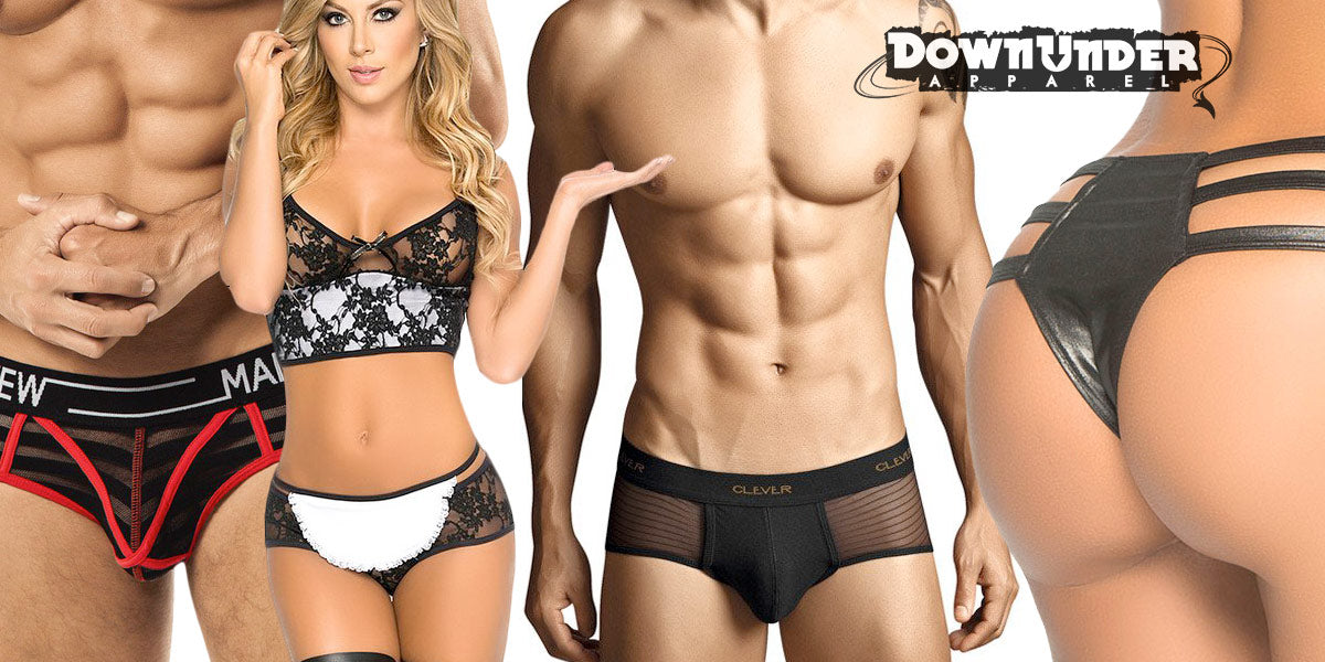 Sexy Mens Underwear - Erotic Apparel for Women