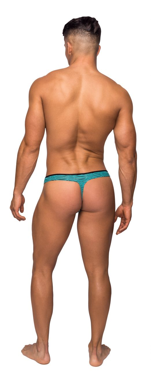 Male Power 461234 Tranquil Abyss Mini Thong Color Green