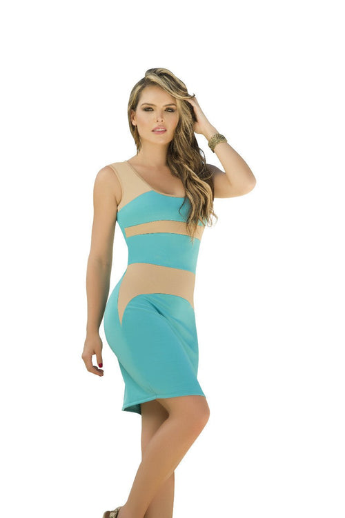 AM PM 4900 Dress Color Turquoise