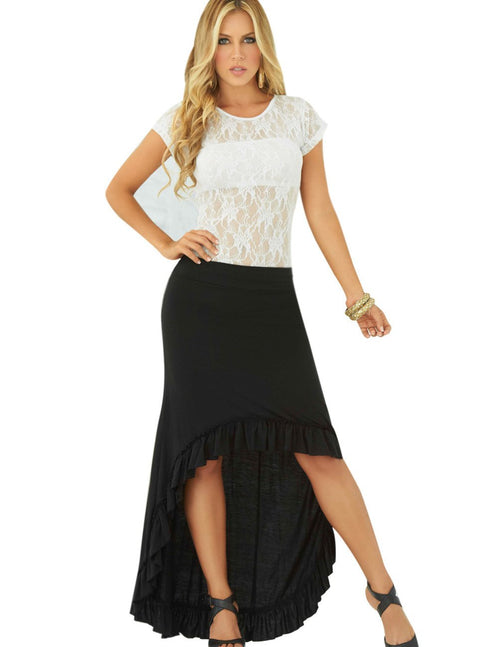 AM PM 5704 Skirt Color Black