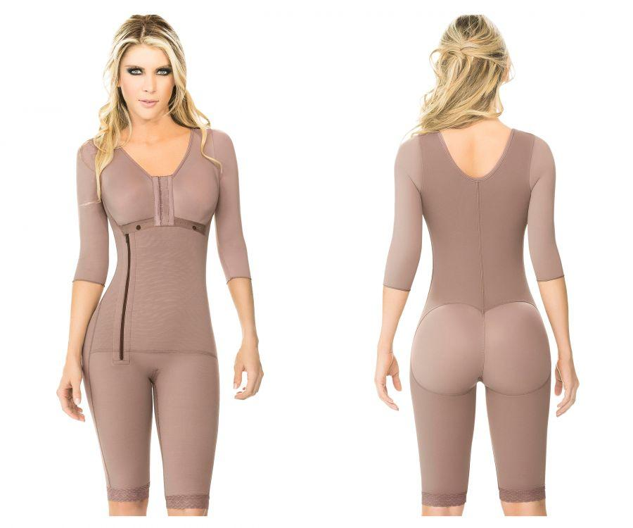 Ann Chery 5008 Powernet Renata Shapewear Color Brown