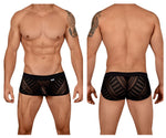 CandyMan 99444 Lace Mini Trunks Color Black