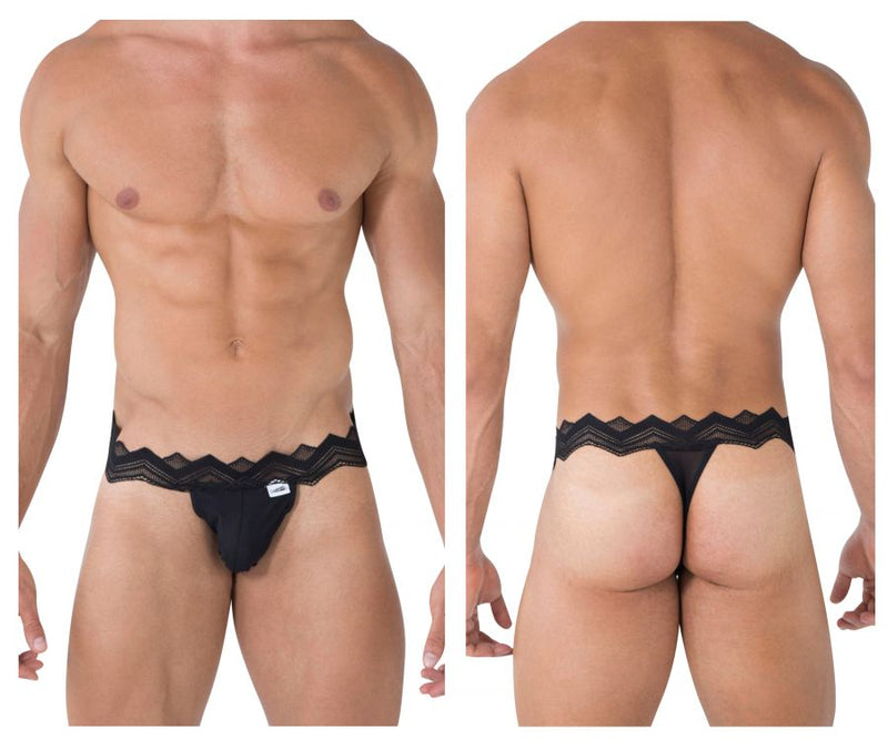 CandyMan 99460 Thongs Color Black