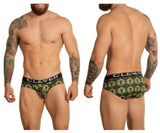 Clever 5199 Limited Edition Briefs Color Green-04