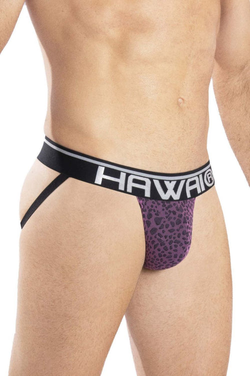 HAWAI 42052 Colorful Athletic Jockstrap Color Magenta