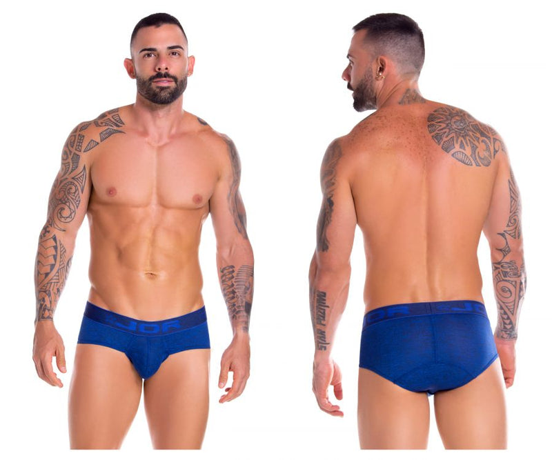 JOR 0828 Pop Briefs Color Blue