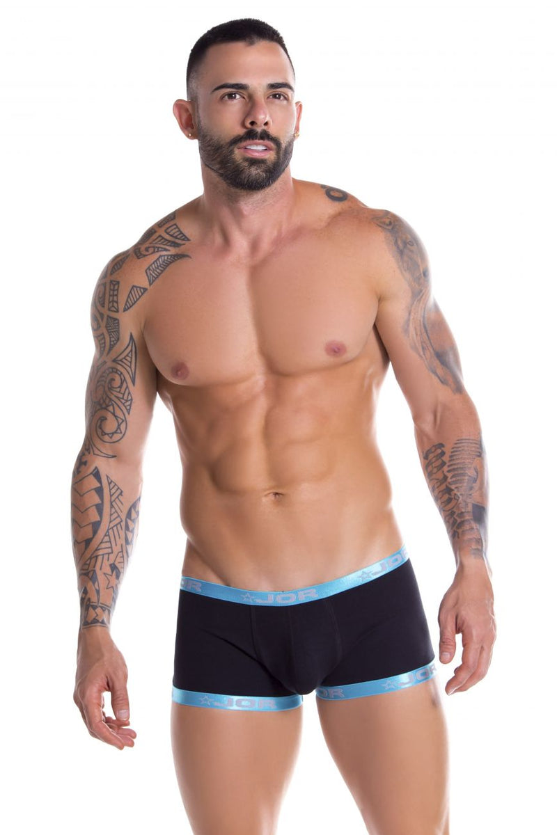 JOR 0850 Power Boxer Briefs Color Black