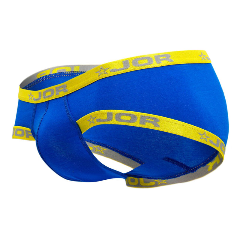 JOR 0851 Power Briefs Color Royal