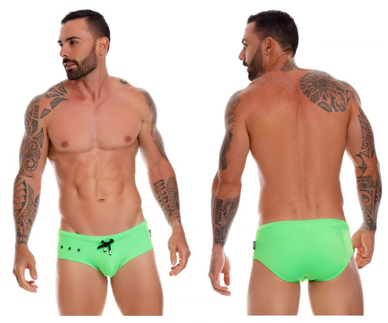 JOR 1012 Hot Swim Briefs Color Lime