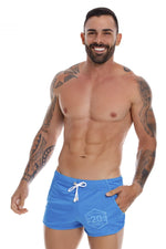 JOR 1065 Training Athletic Shorts Color Turquoise