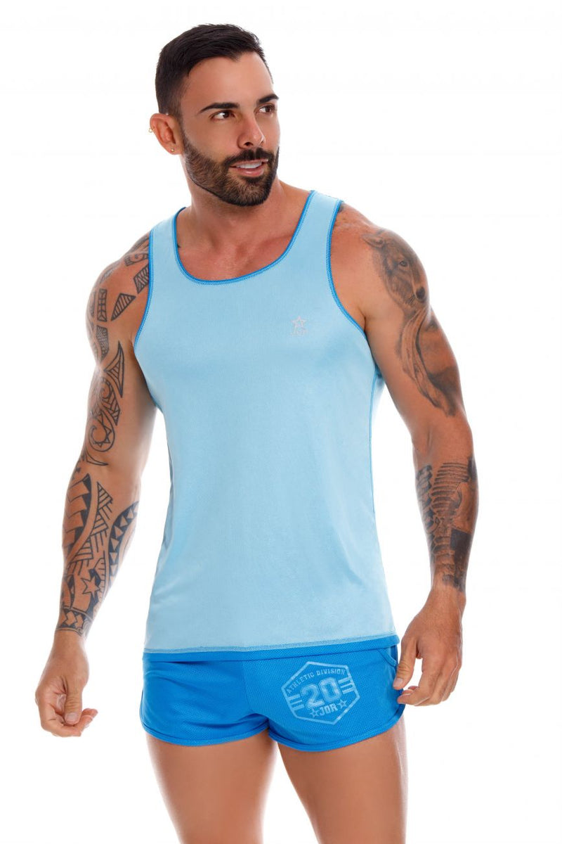JOR 1066 Training Tank Top Color Turquoise