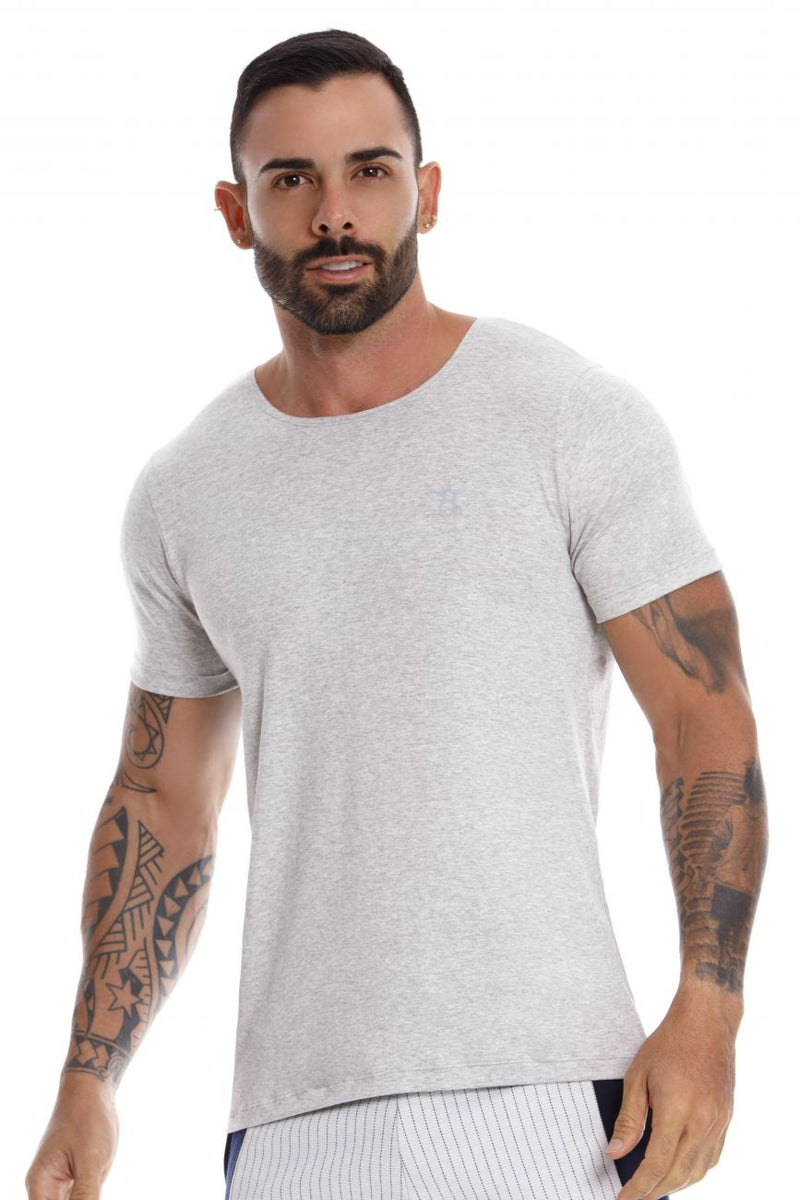 JOR 1069 Cross T-Shirt Color Gray