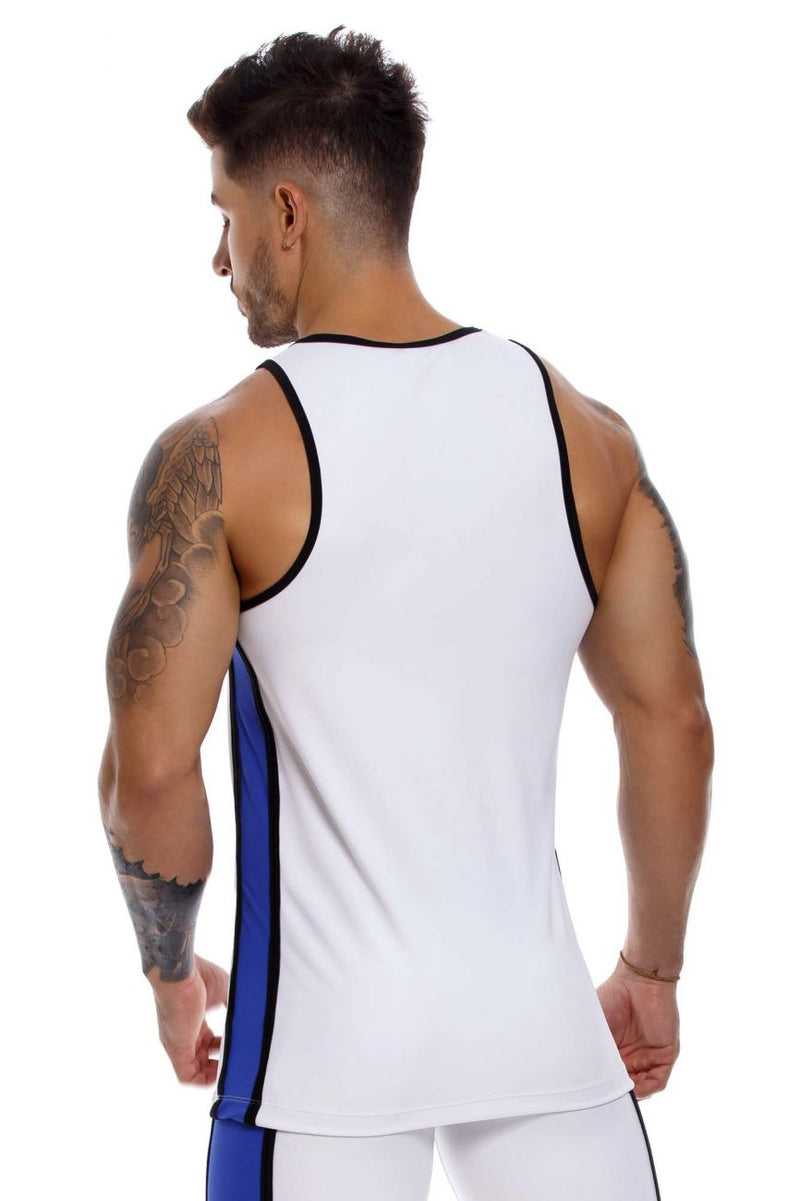 JOR 1171 Ares Tank Top Color White