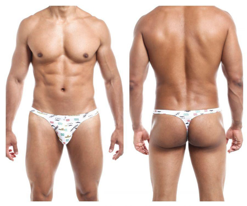 Joe Snyder JS03 Thong Color (cr) Mexican