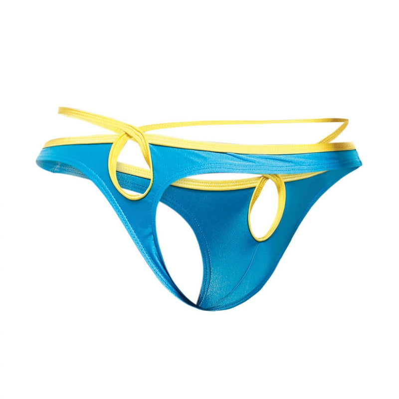 Joe Snyder JSHOL02 Holes Thong Color Turquoise