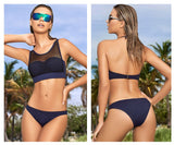 Mapale 6993 Three Piece Swimsuit Color Navy
