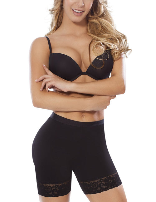 Moldeate 3001 Push Up Panty Color Black