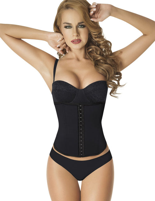 Moldeate 8026 Waist Cinchers Color Black