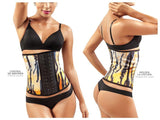 Moldeate 8032 Workout Waist Cincher Color Yellow