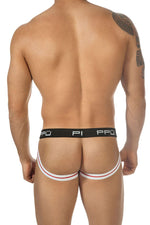PPU 1308 Jockstrap Color White