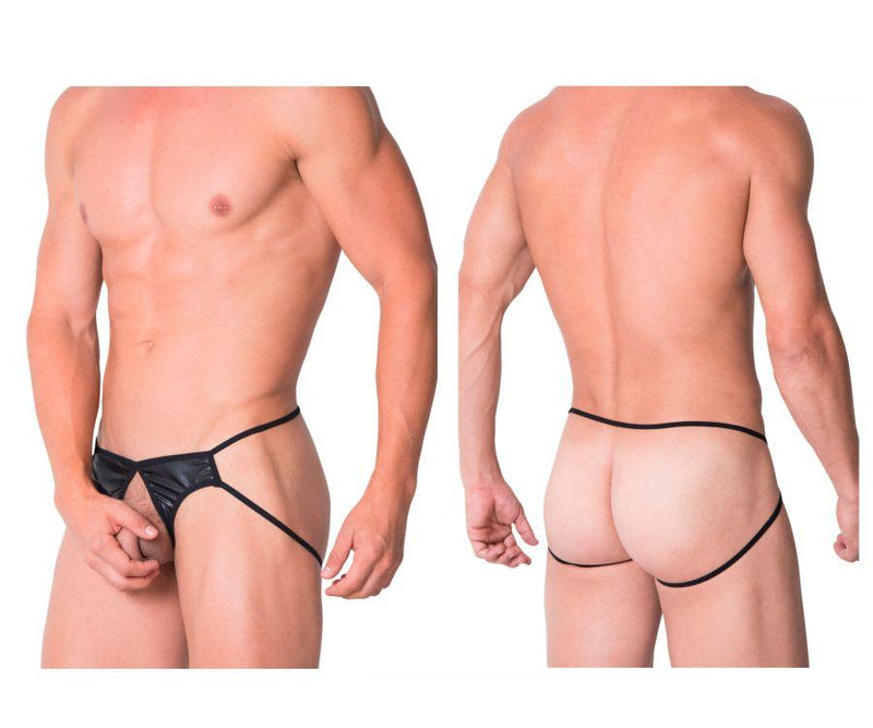 PPU 2007 Jockstrap Color Black