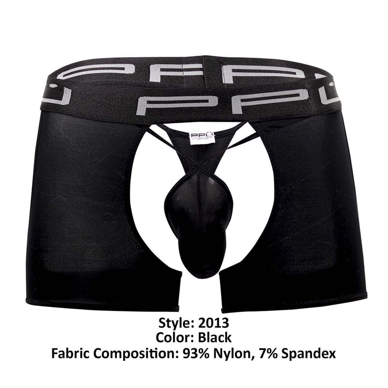 PPU 2013 Trunks Color Black