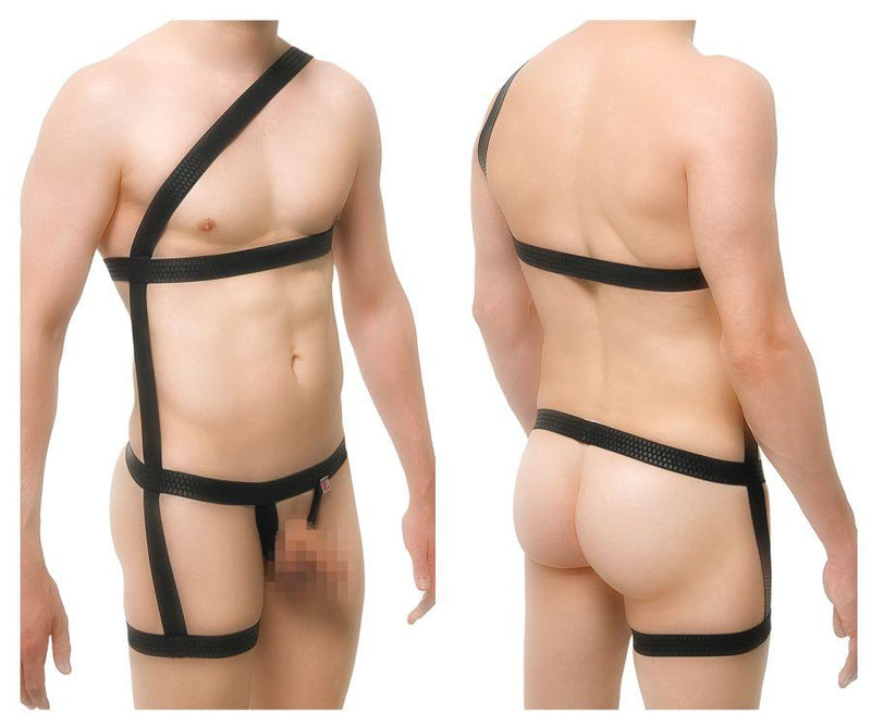 PetitQ PQ180615 Harness Fagus Color Black