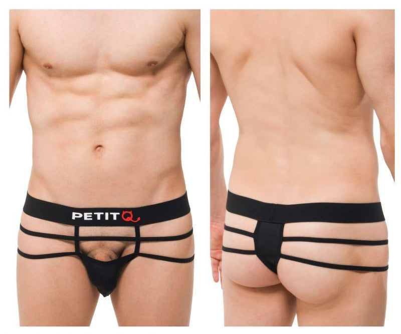 PetitQ PQ180904 Deols G-String Color Black