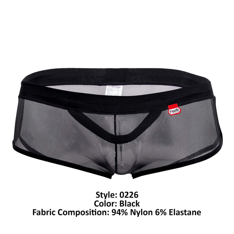 Pikante PIK 0226 Chekke Lifter Trunks Color Black