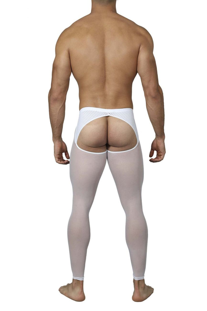 Pikante PIK 0236 Intuition Soho Long Johns Color White