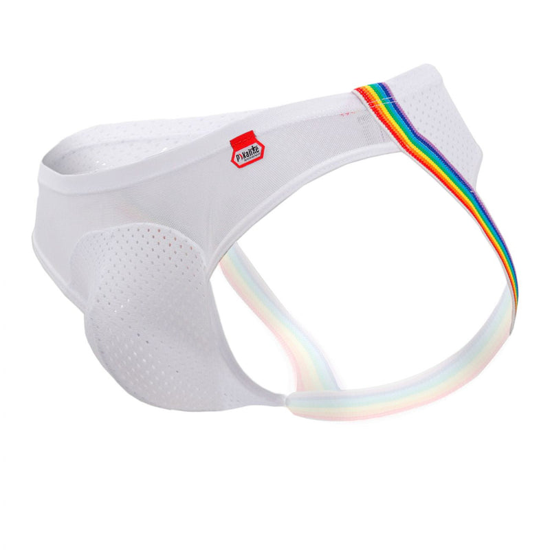 Pikante PIK 9293 Unique Jockstrap Color White