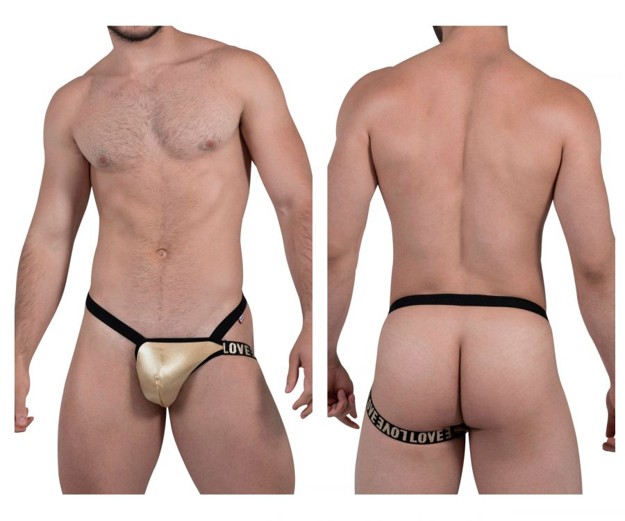 Pikante PIK 9295 Dance Jockstrap Color Gold