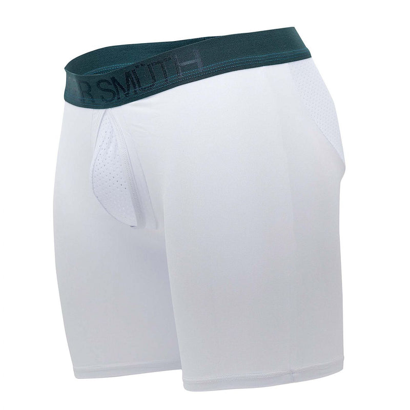 Roger Smuth RS010 Boxer Briefs Color White